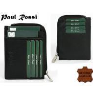 Kaardihoidja - võtmekott 888-MANL BLACK, PAUL ROSSI, Võtmehoidjad ja võtmekotid