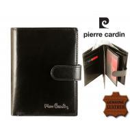 Meeste rahakott Pierre Cardin 331A-YS-520.7 Black, PIERRE CARDIN, Nahast rahakotid