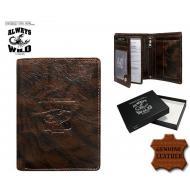 Meeste rahakott N4-BCL Brown