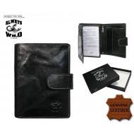 Meeste rahakott N4L-BCL Black