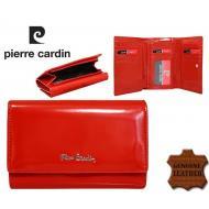 Naiste rahakott Pierre Cardin 356-PSP520.2 Red, PIERRE CARDIN, Nahast rahakotid