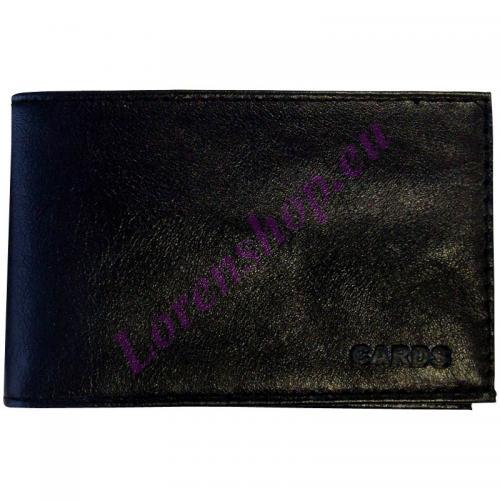 Kaarditasku 176902 Black