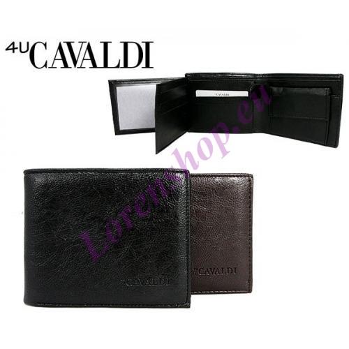 7621a7a516a Meeste rahakott M6-1515L, CAVALDI 4U, PU nahast rahakotid