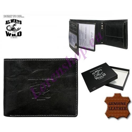 Meeste rahakott N992-BCL Black