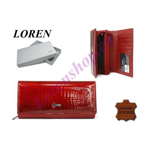 Naiste rahakott 55288-RSL Red