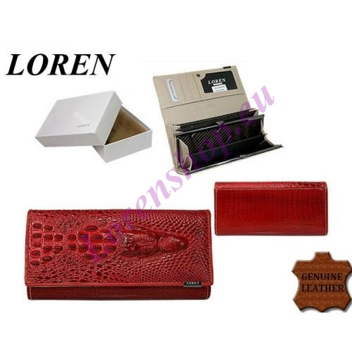 Naiste rahakott 72033-RSL Red