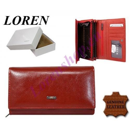 Naiste rahakott 72035-PSL Red