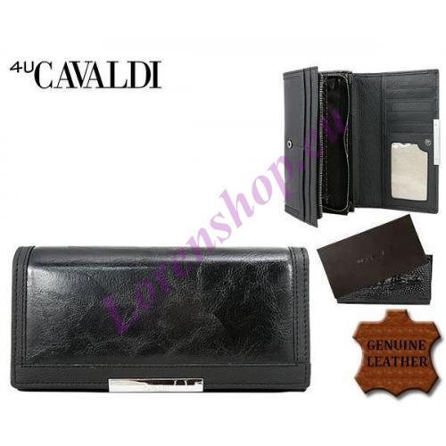 Naiste rahakott CA-32-3 BLACK