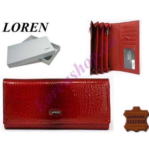 Naiste rahakott GD27-RSL Red