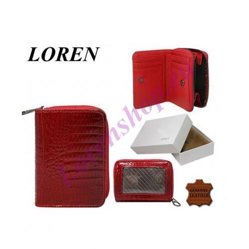Naiste väike rahakott 5157-SL Red