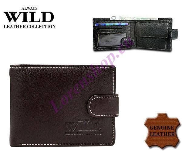 7cf92640bd0 Meeste rahakott 5130L-10L Brown